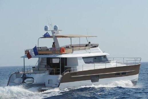 2015 Fountaine Pajot Queensland 55