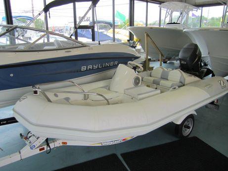 2007 Zodiac Rib Yachtline Deluxe 380