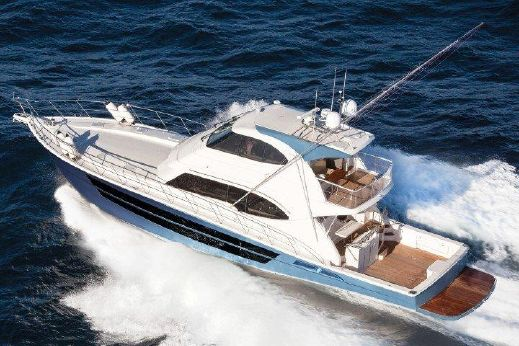 2016 Riviera 77 ENCLOSED FLYBRIDGE