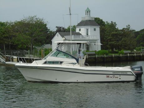 1999 Grady-White 272 Sailfish WA