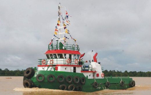 2010 Custom TWIN SCREW TUG BOAT
