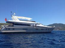 1994 Custom Built Motor Yacht Tuzla Lamine