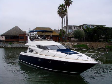 1999 Sunseeker Manhattan 48