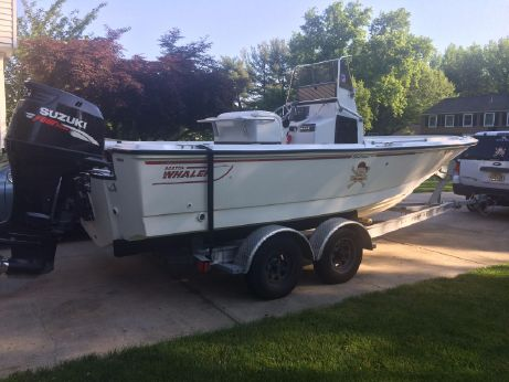1993 Boston Whaler 210 Outrage
