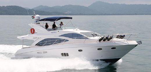2007 Majesty Yachts 56 Fly