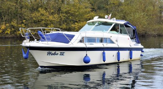 1979 Fairline Mirage