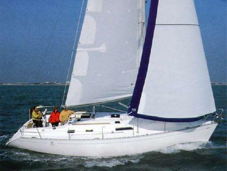 2001 Dufour 36 Classic