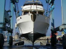 1991 Sea Ranger Trawler 53 pilothouse