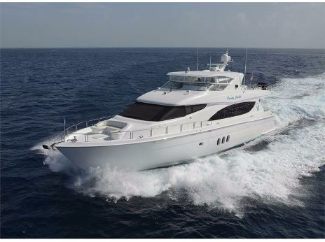 Hatteras 80 motor yacht boats for sale yachtworld for Hatteras motor yacht for sale