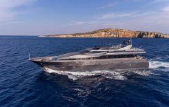 2003 Admiral 34m