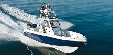 2015 Everglades 325cc Sand Color Hull