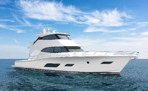 2017 Riviera 68 Sports Motor Yacht