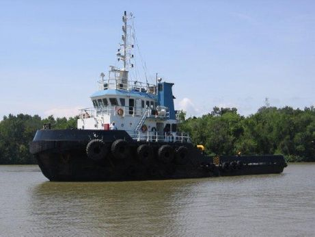 2007 Custom TWIN SCREW TUG BOAT