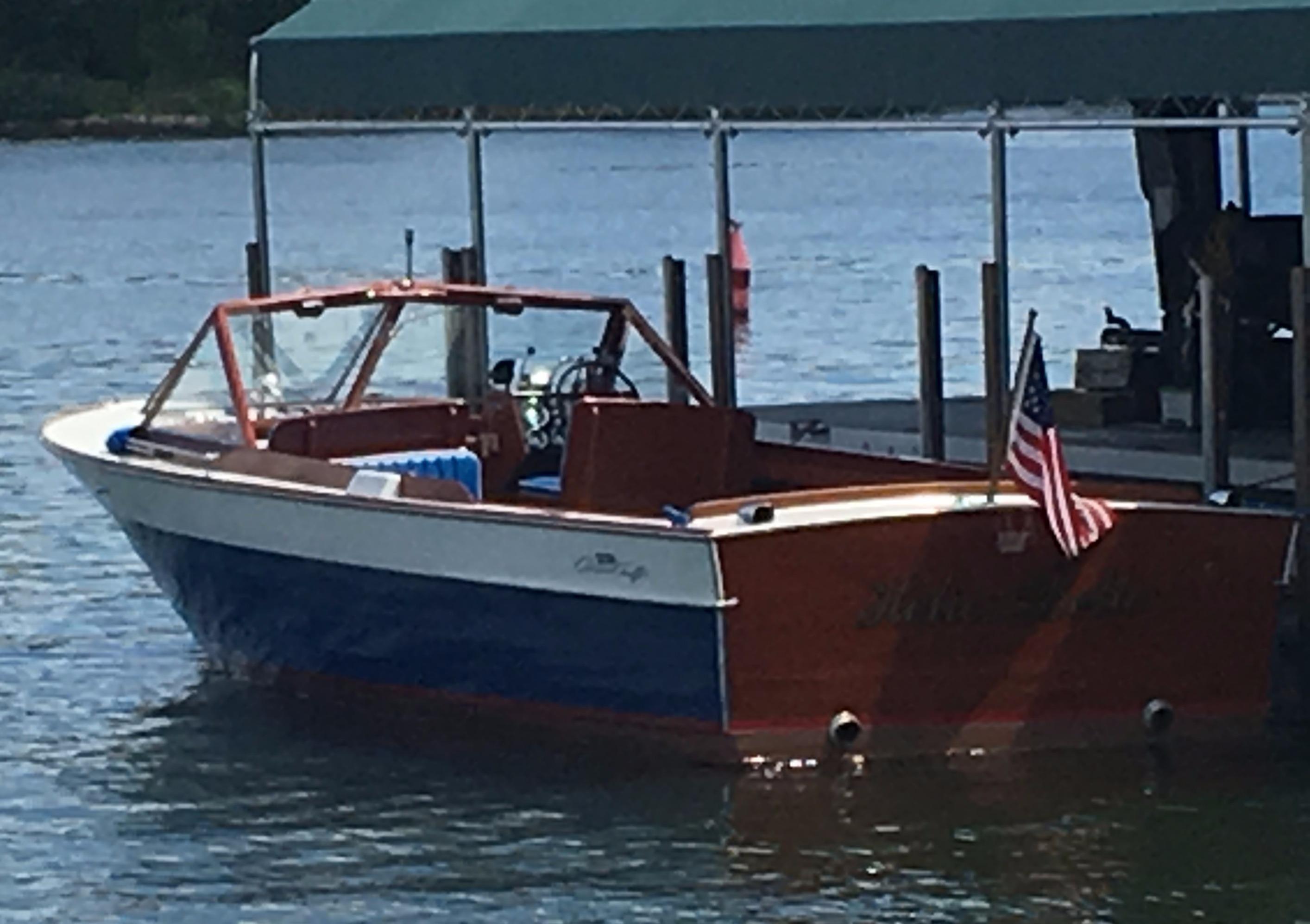 1964 chris craft sea skiff power boat for sale www for Skiff craft boats for sale