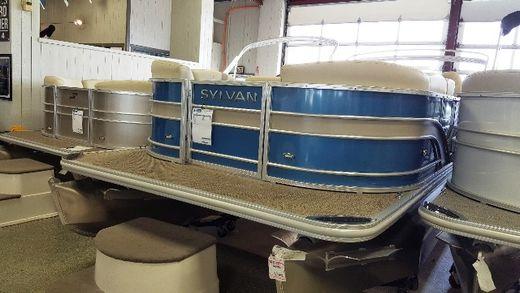 2017 Sylvan Mirage Cruise 8524 LZ