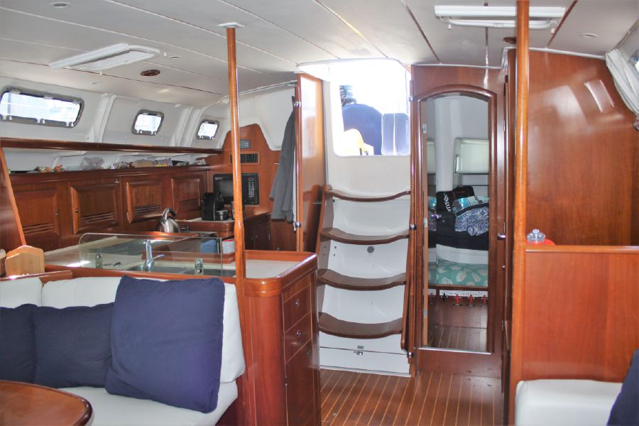 Beneteau 473 for sale in San Diego