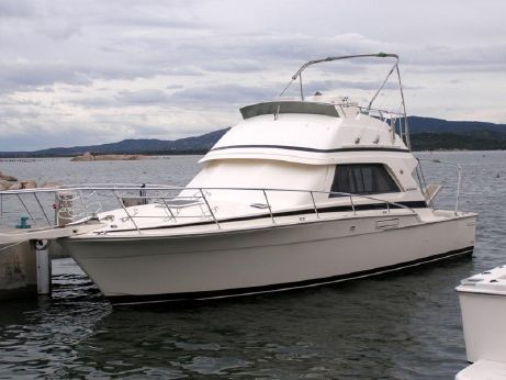 1990 Bertram 37 Convertible