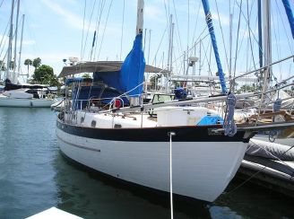 1986 Young Sun Bluewater Cruiser 35