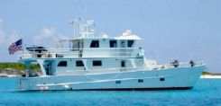 1998 Rodriguez Boat Builders Expedition 71 Trawler