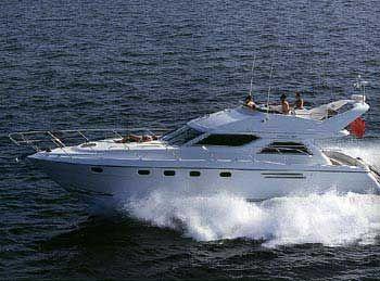 1995 Princess 480