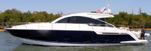 2011 Fairline Targa 58
