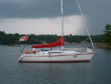 1988 Canadian Sailcraft CS 36 Merlin