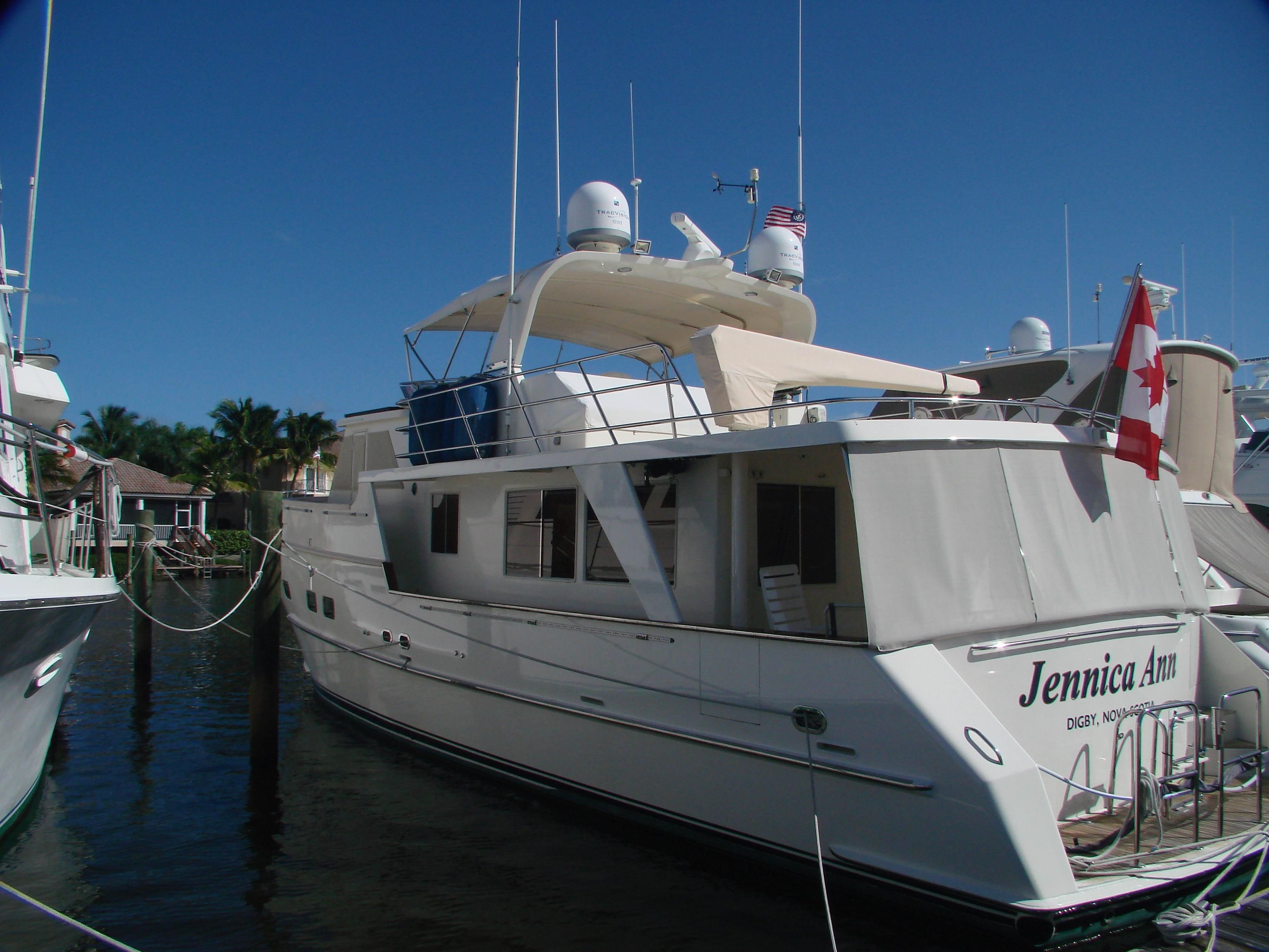 2000 Grand Alaskan 60 Pilothouse Power Boat For Sale Www