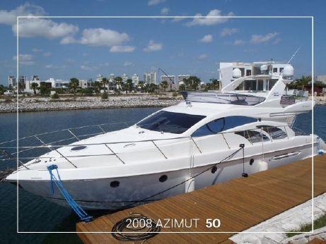 2008 Azimut 50