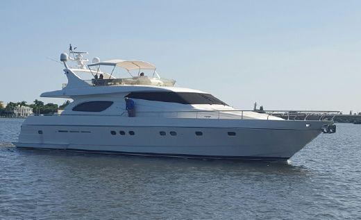 2001 Ferretti Yachts 720 Flybridge