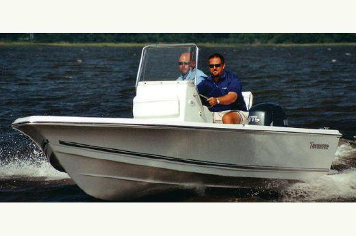 2007 Tidewater 1800 Bay Max