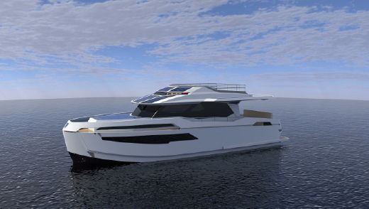 2016 Naval Yachts GreeNaval 47 Hybrid Yacht