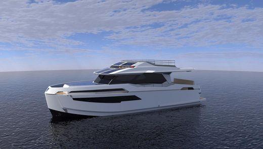 2017 Naval Yachts GreeNaval 47 Hybrid Yacht