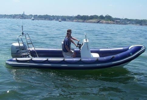 2008 Ribcraft 210