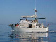 1979 Albin Taiwan Trawler 36