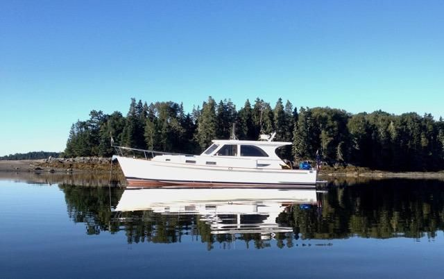 2005Legacy Yachts 42 Sedan