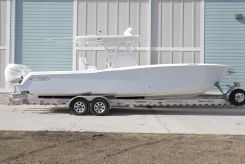 2017 Invincible 33' Open Fisherman
