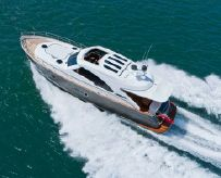 2015 Belize 52 Sedan Motor Yacht