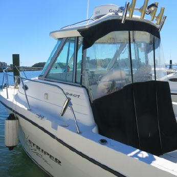 2004 Seaswirl Striper 2601 Walkaround I/O