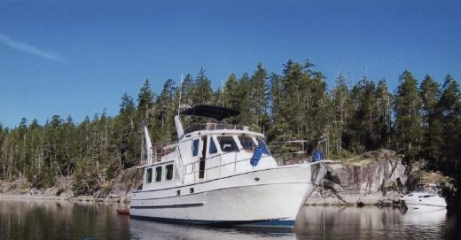 2005 North Pacific 42' Pilothouse
