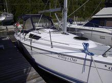 2006 Hunter 31