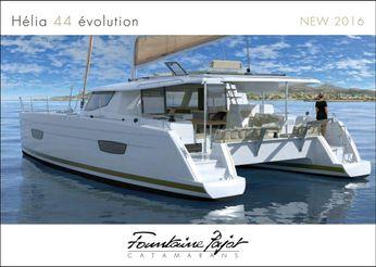 2016 Fountaine Pajot HELIA 44 EVOLUTION MAESTRO