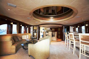 thumbnail photo 0: 2001 Millennium Super Yacht Luxury Raised Pilothouse