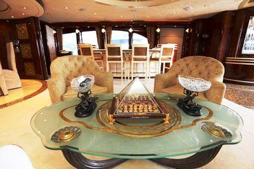 thumbnail photo 2: 2001 Millennium Super Yacht Luxury Raised Pilothouse