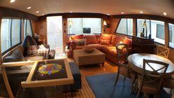 photo of  70' Hatteras 70 Sport Deck Motor Yacht