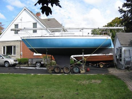 1977 Cs 27 Sloop