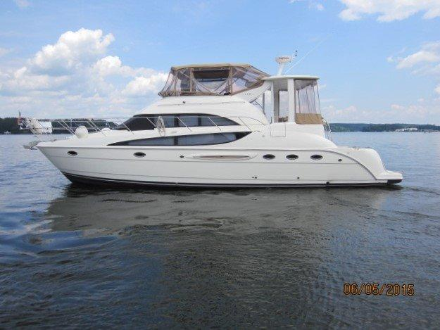 Meridian (MS) United States  city pictures gallery : 2006 Meridian 459 COCKPIT MOTORYACHT Power Boat For Sale www ...
