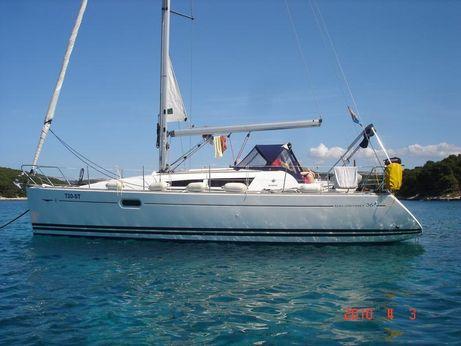2008 Sun Odyssey 36i