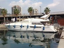 1992 Fairline Squadron 56 Fly