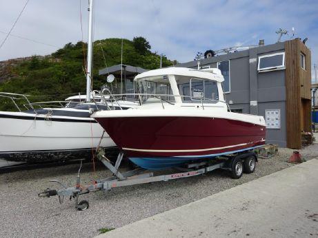 2012 Jeanneau Merry Fisher 6 Marlin