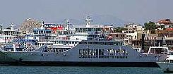 2007 Double Ended Day Pax / Car Ferry 93m